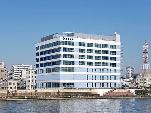 医療法人社団哺育会 浅草病院は2016年5月に移転開院済みです