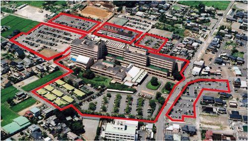 焼津市新総合病院