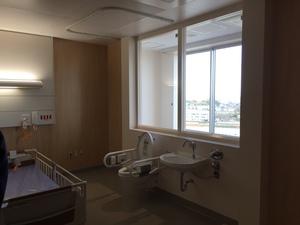松戸市立総合医療センター 無菌病室