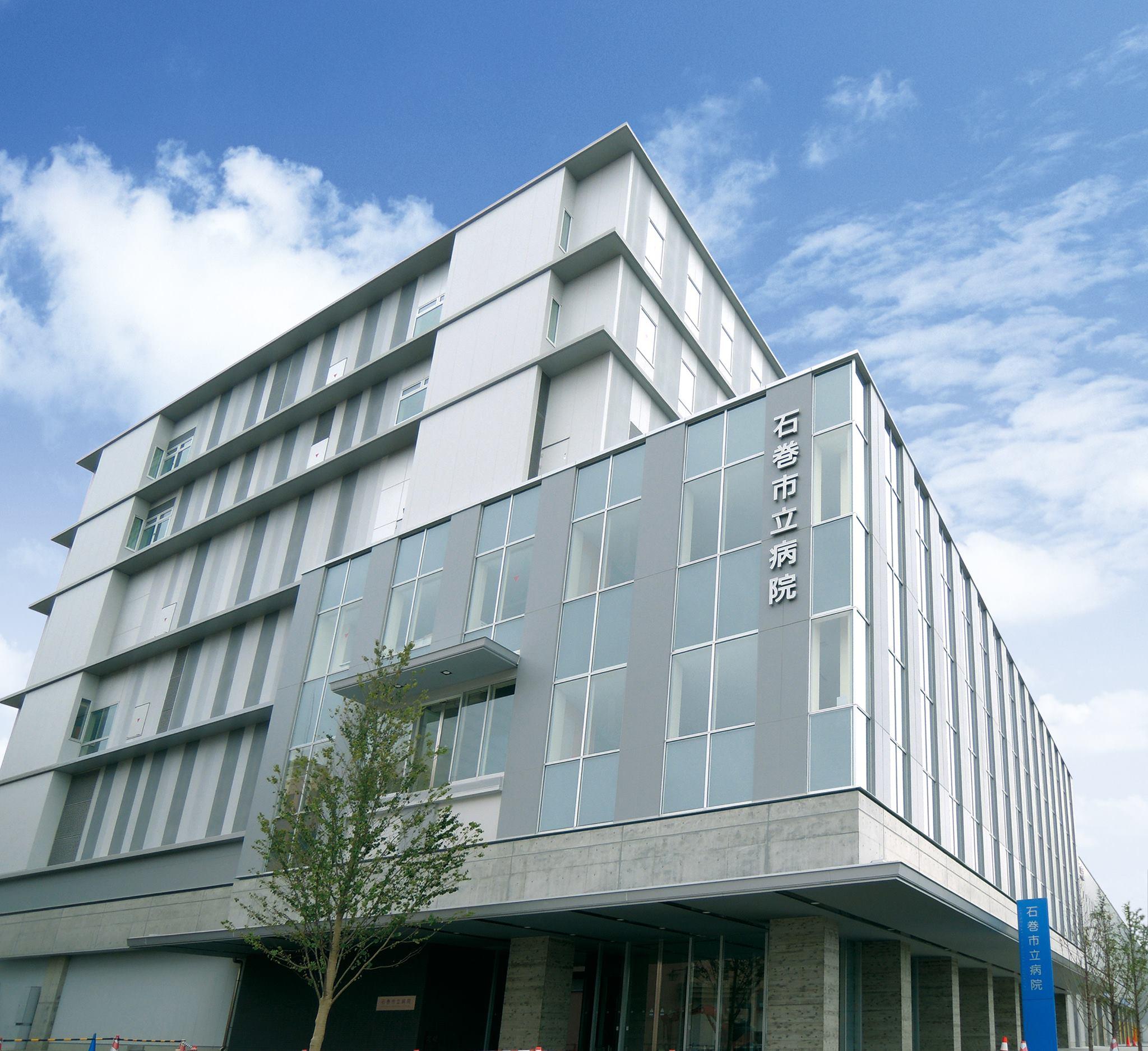 石巻市立病院は開院後1年経過。一般病床の利用率は順調に推移