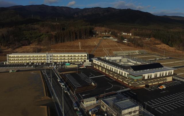 岩手県立高田病院