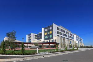 埼玉石心会病院は 2017年11月1日移転開院済み