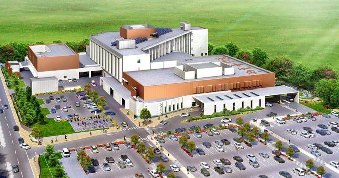 県立八重山病院