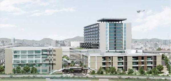 兵庫県立はりま姫路総合医療センター(仮称)