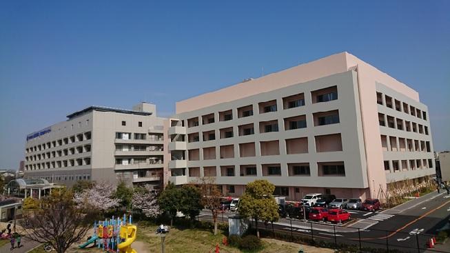 大阪府市共同住吉母子医療センター