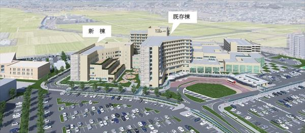 愛知県厚生農業協同組合連合会 安城更生病院